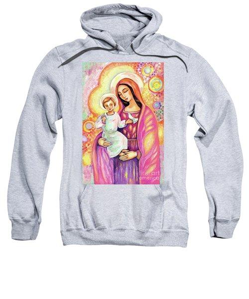 Blessing From Light Sweatshirt