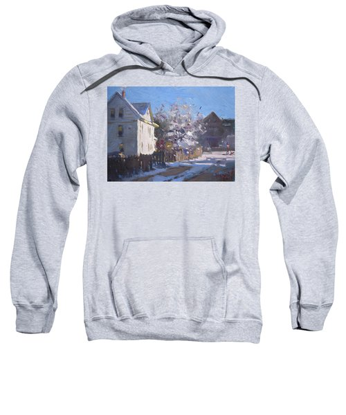 Blooming And Melting Sweatshirt