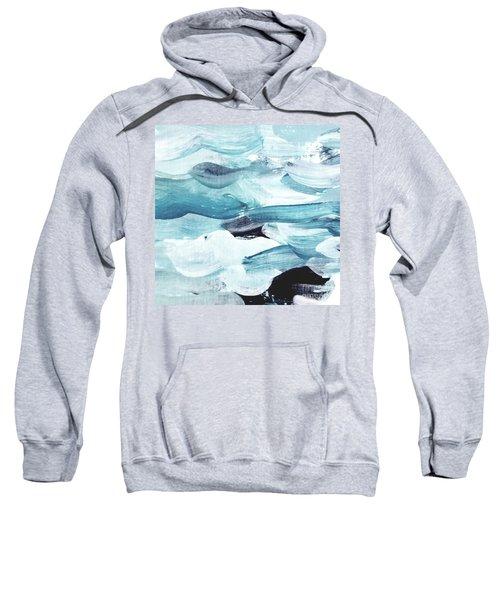 Blue #13 Sweatshirt