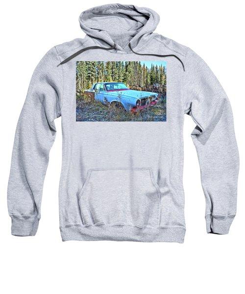 Blue Beauty Sweatshirt