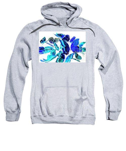 Blue Buggery  Sweatshirt