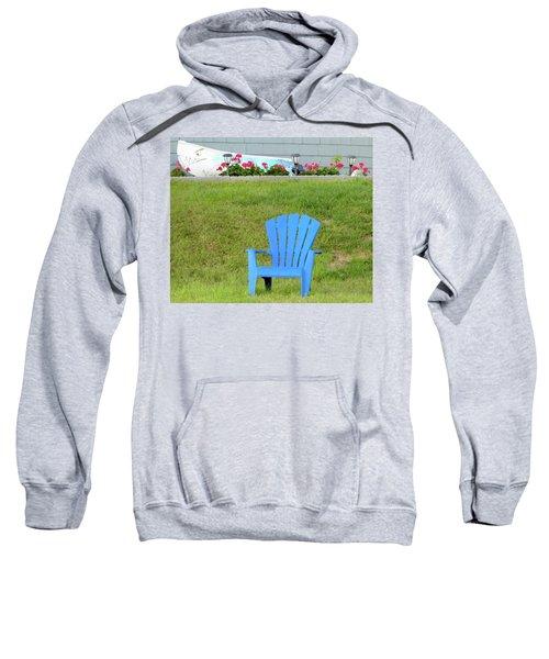 Blue Chair Sweatshirt