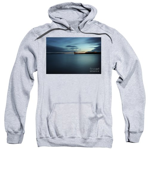 Blue Hour Salthill Sweatshirt