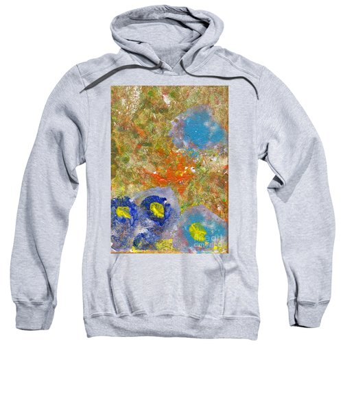 Blue In The Forest Sweatshirt