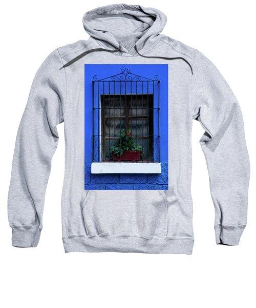 Blue-ming Beauty Sweatshirt