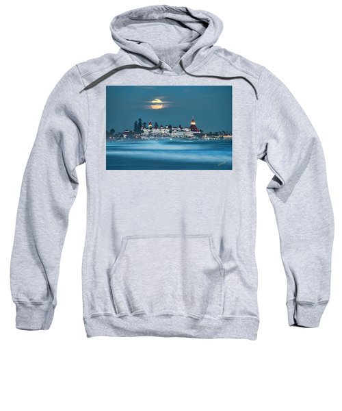 Blue Moon 48x72 Sweatshirt