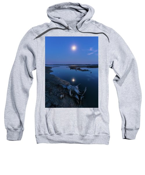 Blue Moonlight Sweatshirt