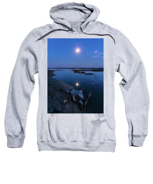 Blue Moonlight Sweatshirt