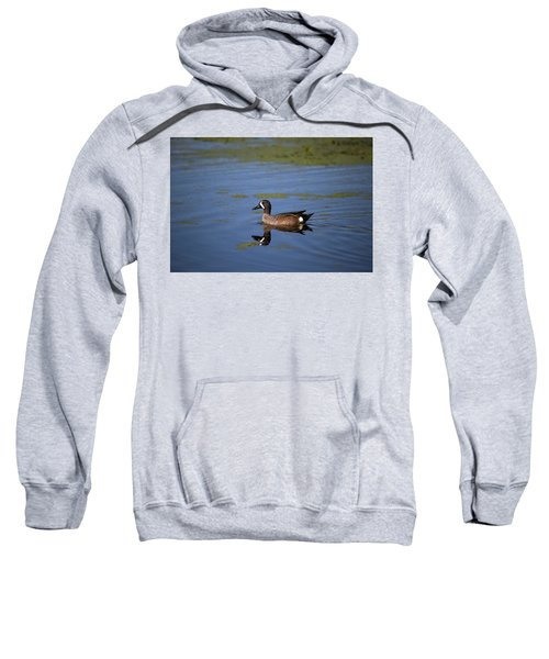 Blue Winged Teal Sweatshirt