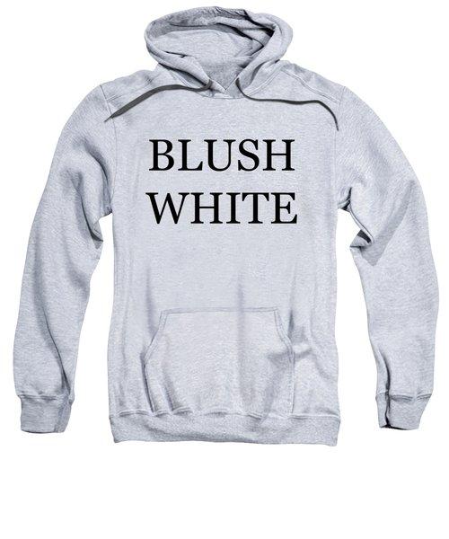 Blush White Wine Costume Sweatshirt