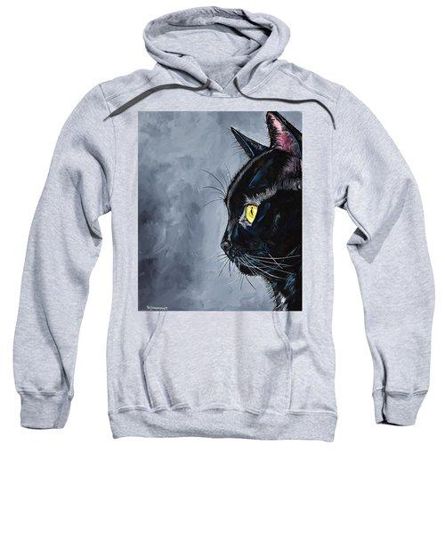 Boo Kitty Sweatshirt