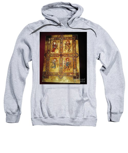 Book Of Kells Sweatshirt