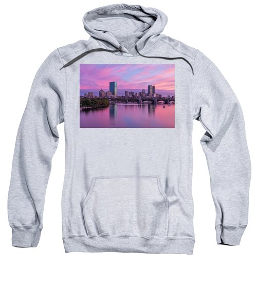 Boston Sunset Sweatshirt
