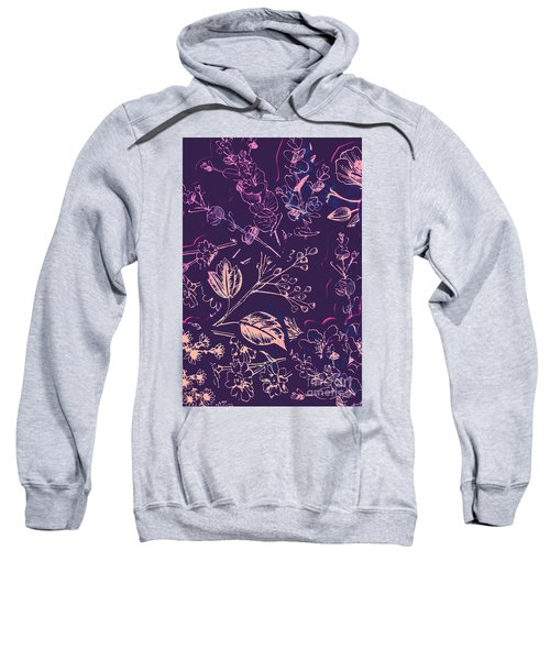 Botanical Branching Sweatshirt