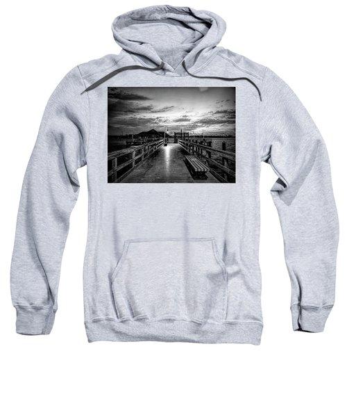 Bradenton Beach City Pier Sweatshirt