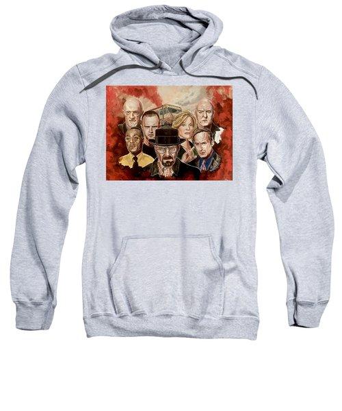 Breaking Bad Family Portrait Sweatshirt