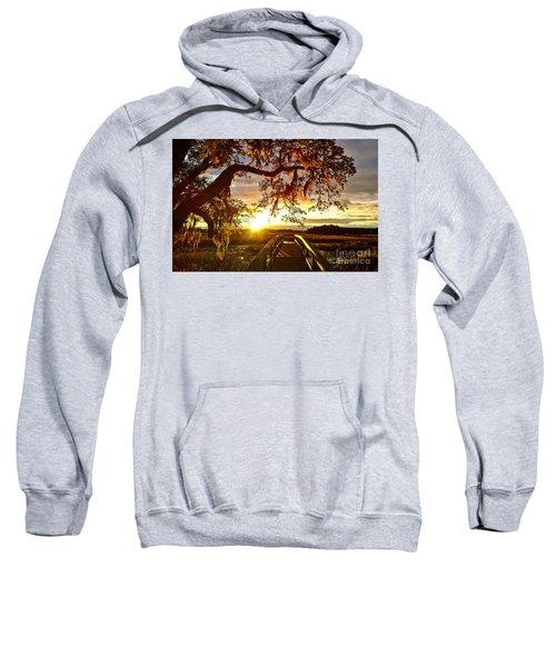 Breaking Sunset Sweatshirt