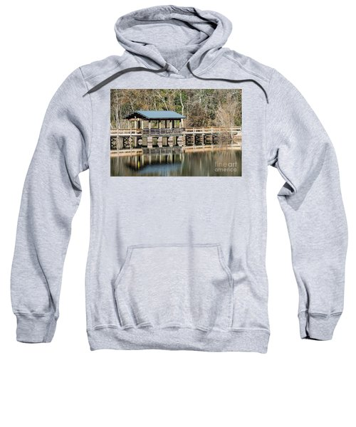 Brick Pond Park - North Augusta Sc Sweatshirt