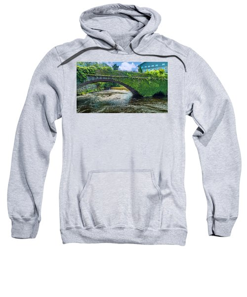 Bridge Of Flowers Sweatshirt