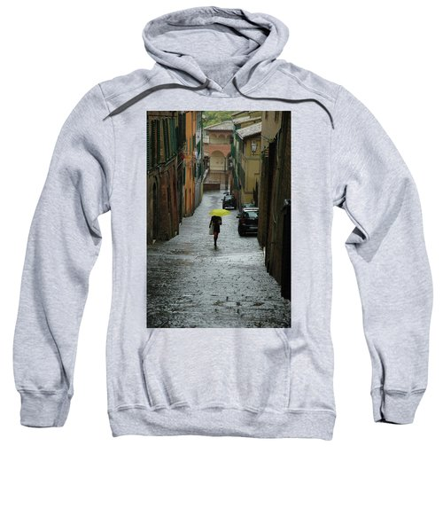 Bright Spot In The Rain Sweatshirt