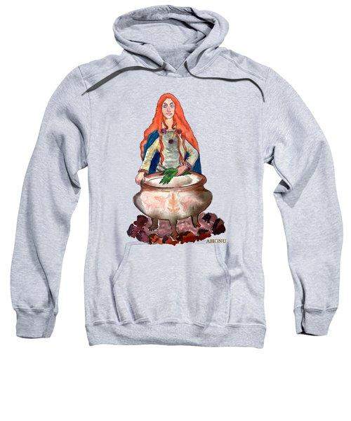 Brigid Of The Gaels Sweatshirt