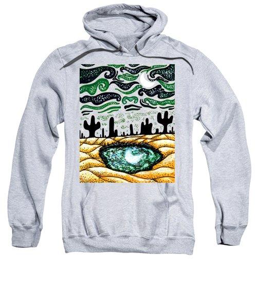 Bring The Moon On Earth Sweatshirt