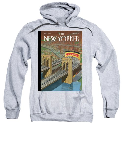Brooklyn Or Bust Sweatshirt