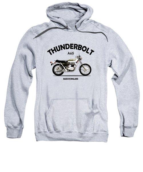 Bsa A65 Thunderbolt 1971 Sweatshirt