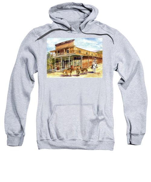 Burros Are Back In Town Sweatshirt