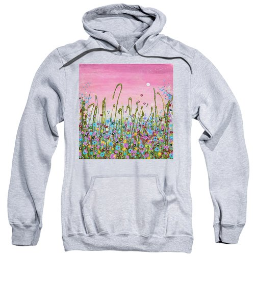 Buttercups And Lilacs Sweatshirt