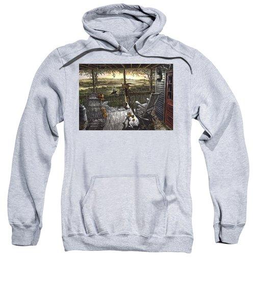 Cabin Fever Sweatshirt