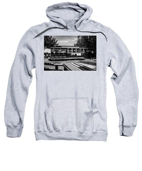 Cable Car Turn Around Sweatshirt