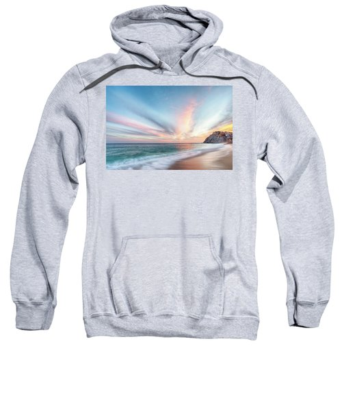 Cabo San Lucas Beach Sunset Mexico Sweatshirt