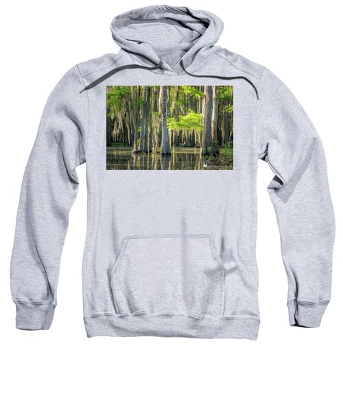 Caddo Swamp 1 Sweatshirt