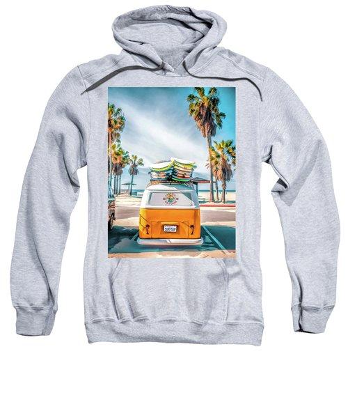 California Surfer Van Sweatshirt
