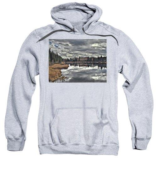 Calm Before The Storm Sweatshirt