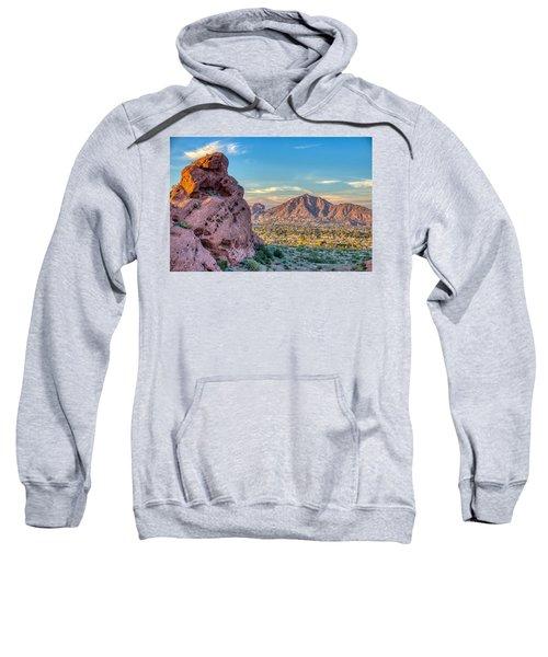 Camelback Mountain  Sweatshirt