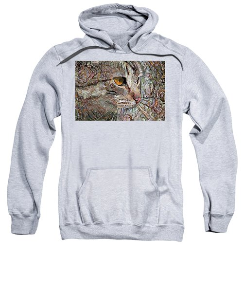 Camo Cat Sweatshirt
