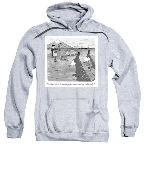Campaign Season Sweatshirt