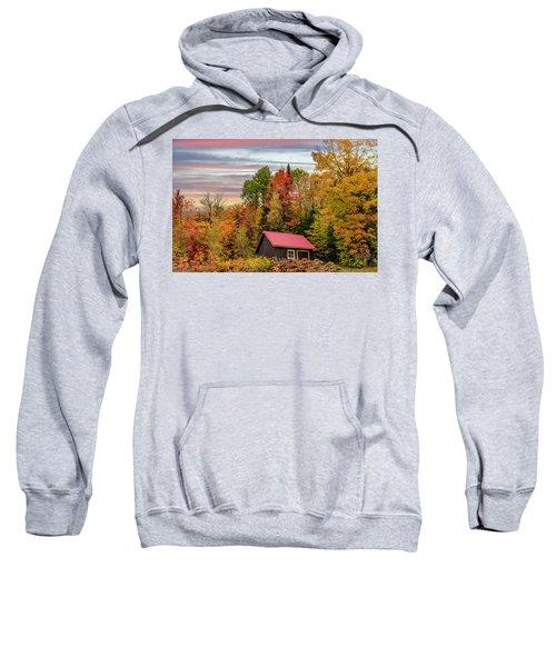 Canadian Autumn Sweatshirt