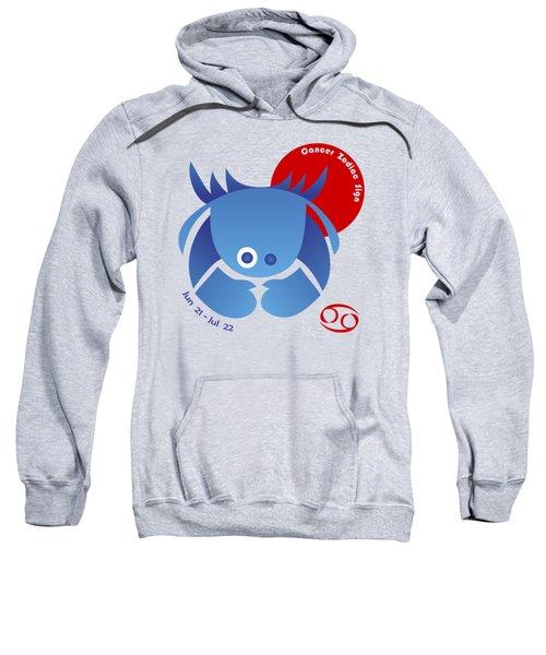 Cancer - Crab Sweatshirt