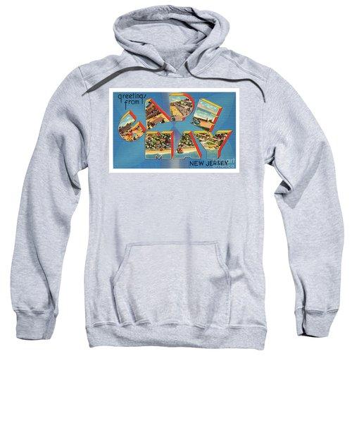 Cape May Greetings - Version 2 Sweatshirt