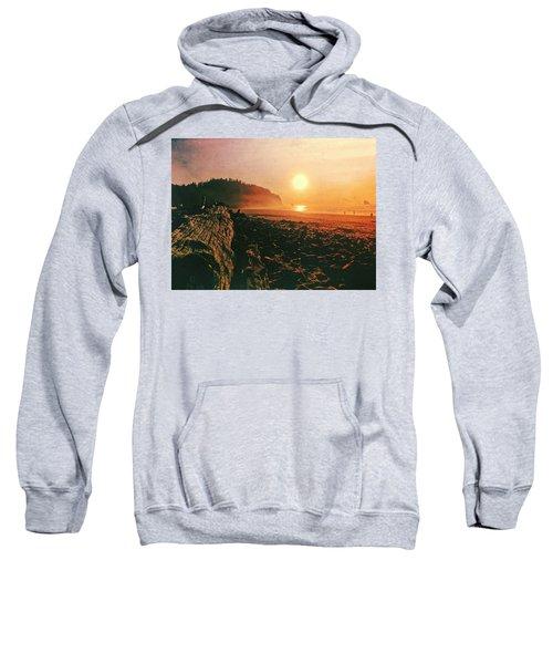 Cape Meares Beach Sweatshirt