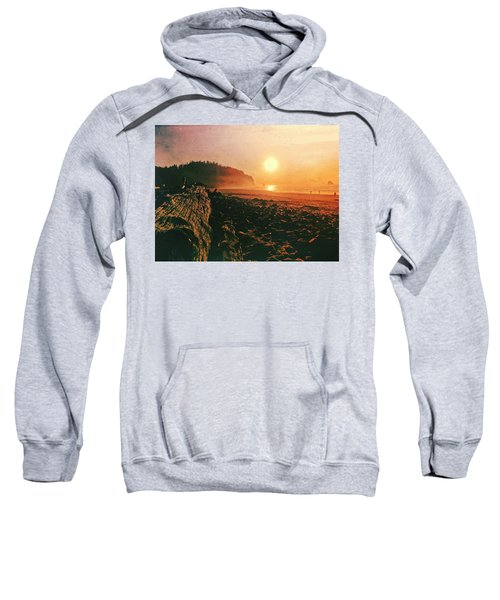 Cape Meares Beach Sweatshirt