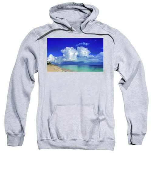 Caribbean Clouds Sweatshirt
