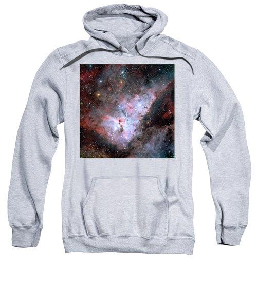 Carina Nebula Sweatshirt