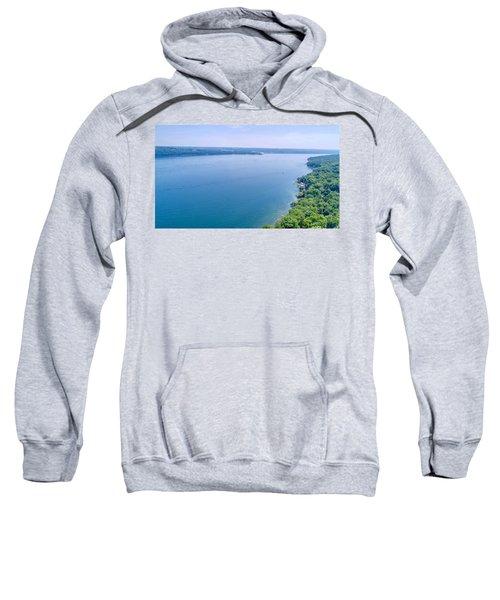 Cayuga From Above Sweatshirt