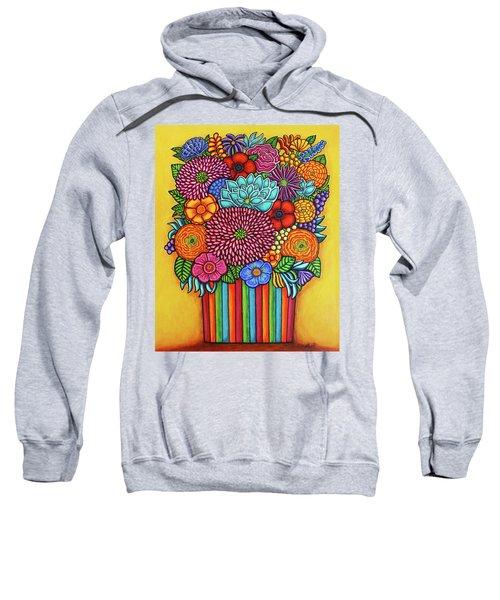 Celebration Bouquet Sweatshirt