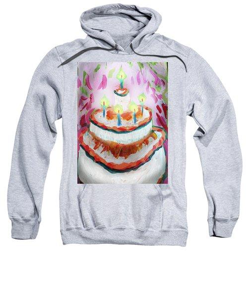 Celebration Cake Sweatshirt