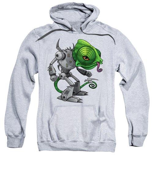 Chameleozoid Sweatshirt